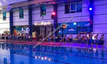 Sivas Metropol Yüzme Havuzu